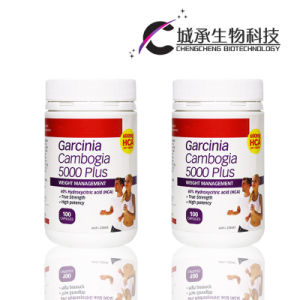 Carcinia Camboja Extracto da cápsula de emagrecimento 60 cápsulas
