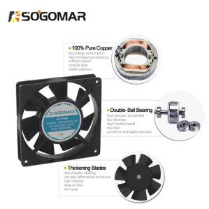 120X120X25мм панели управления электровентилятора системы охлаждения двигателя 220-240 В переменного тока высокого качества для системы охлаждения на кухне