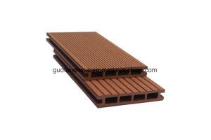 Parquet bois plastique WPC Feuille Feuille composite de bois en plastique