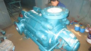 Aucune fuite n'Grandes entreprises industrielles Pompes centrifuges à plusieurs degrés horizontal