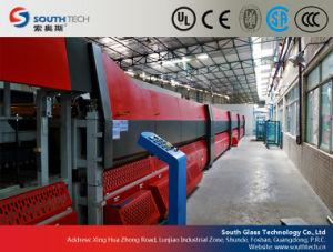 Hardende Machine van het Vlakke Glas van Southtech de Ononderbroken (LPG)