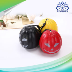 Halloweenの装飾のカボチャランタンのBluetoothの携帯用小型スピーカー