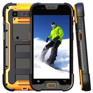 5 duim 4G Lte Ruwe IP68 Smartphone met de Camera van het Geheugen 2+16GB & van PARLEMENTSLID 5+13 & LEIDENE Toorts