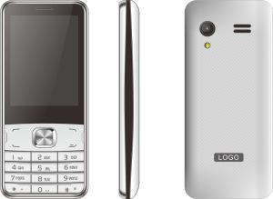 O recurso mais barato telemóvel GSM 2,8 DUPLO SIM Barra Smart Phone H1