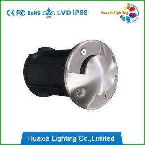 LEDの水中ライトをつけるIP68 2方向