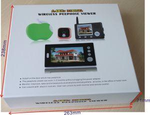 7 Zoll LCD-Monitor-Radioapparat-Türklingel