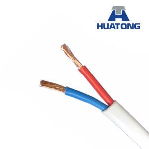 Cabo de cobre Liso flexível com cabo do fio de massa