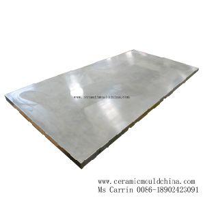 Morrem de ladrilhos de cerâmica e o molde para Siti Pressione