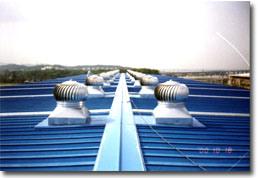 TG880 het Industriële Ventilator van de Turbine van het dak