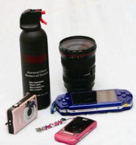 Luft-Staub-Reinigungs-Spray