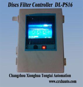 Controlador do filtro de Discos de limpeza