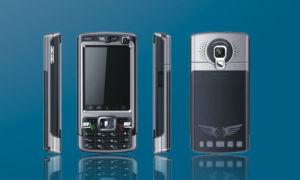 Telefone celular PDA TV