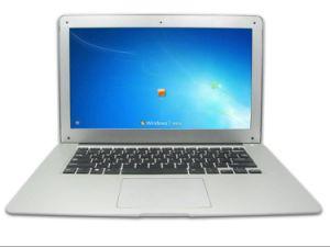 14 Lucht II van MAC van de Kern van het Atoom van Intel van de duim Dubbele Uiterst dunne Laptop (N145)