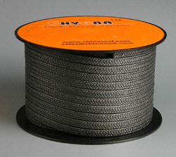 PTFE графитовое волокно по упаковке P1140 оплеткой