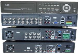 Eingebettetes DVR (WA-9004/08/16)