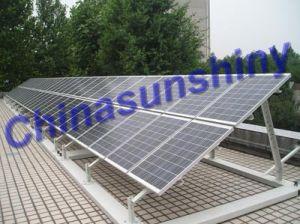Centrale Solaire Photovoltaïque/ PV La gare/station solaire/ferme solaire/système PV