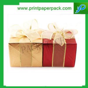 Cuadro de impresión personalizadas Embalaje Embalaje Embalaje resistente joyas Abalorio de verificación
