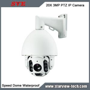 20X 3MP de Camera van de Koepel van de Hoge snelheid van IRL van het Netwerk
