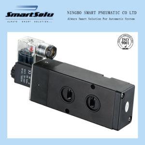En la serie 4m310-08 del actuador de válvula neumática, con filtro y válvula de solenoide