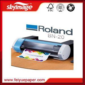 Pieno-Nuova Versa taglierina della stampante da tavolino dello studio Bn-20 di Roland