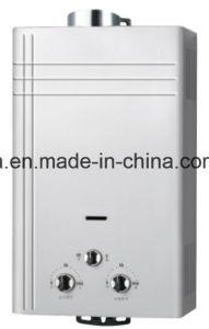 8L hogares calentador de agua de gas de volumen (JZE-187)