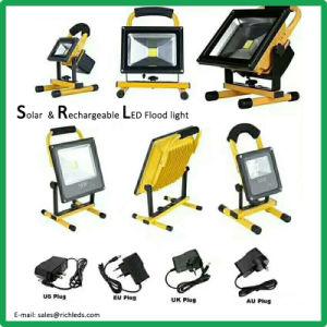 Солнечная Светодиодный прожектор/50W/Солнечная панель/Инфракрасный датчик зажигания/белый