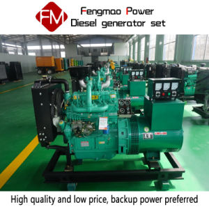 Gruppo elettrogeno diesel della Cina Weifang 40 Kw/50kVA per l'allevamento