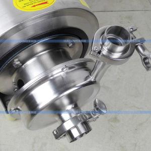 Pompa centrifuga ABB di trasferimento liquido sanitario del motore del commestibile