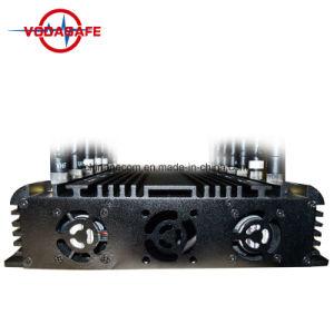 Регулируемый 14 антенны беспроводной Jammer valve/блокировки всплывающих окон; стационарные 14полосы сотовый телефон, Wi-Fi, кражи Lojack, GPS, Перепускной/блокировки всплывающих окон