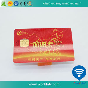 Scheda di chip stampabile del contatto CI di iso 7816 Sle5542 /Sle4442 RFID