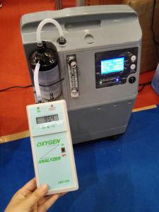 Generatore a basso rumore dell'ossigeno del carrello dell'affissione a cristalli liquidi di sanità domestica 3L