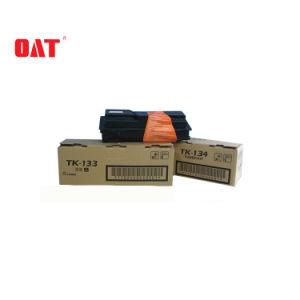 O cartucho de toner da impressora TK130 TK131 TK132 TK133 TK134 IMPRESSORA KYOCERA compatível