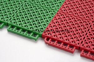 Multi-Functional Resilient пластиковые спортивные полы