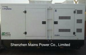 generatore silenzioso BRITANNICO del diesel della baracca di Perkin di potere standby 150kVA