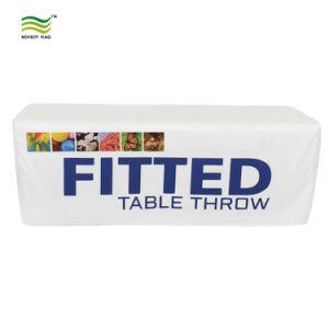6FT 8FTの習慣の印刷表の投球のランナーのテーブルクロス