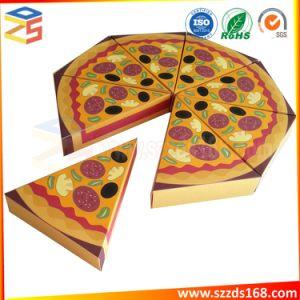 Своевременная доставка бесконечное творческих ящики из гофрированного картона для пиццы