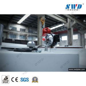 Conductos eléctricos CPVC de agua de plástico Tubo de UPVC la producción de la línea de decisiones