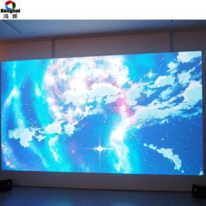 P4 Slim Location d'intérieur du Cabinet d'affichage TV LED