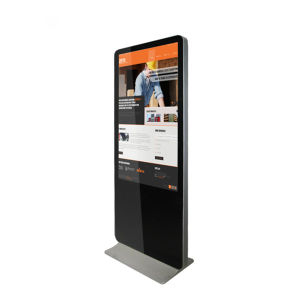 55inch Floorstand Touch Screen DIGITAL Signage