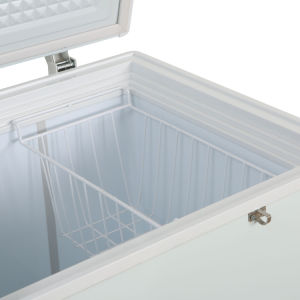 Большие дешевые цены верхней части двери Opem морозильный ларь
