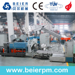 Saco de tecido PP Peletização & PE Rectificação das sedes das máquinas de granulação de reciclagem