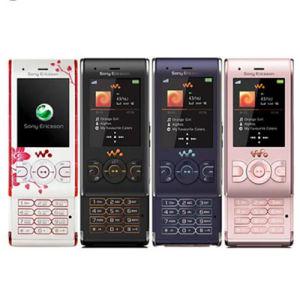 Original Ericsson W595 téléphone cellulaire 3,15MP pour téléphone mobile Bluetooth Sone
