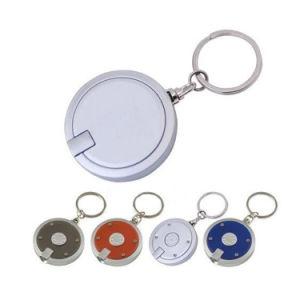 Горячая продажа популярных светодиодный фонарик цепочке для ключей для рекламных подарков (036)
