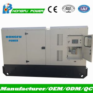 44квт 55квт электрической мощности в режиме ожидания Silent Deutz дизельный генератор