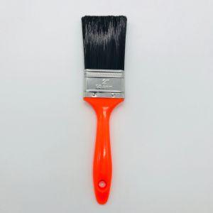 Haustier-Qualitäts-Farbanstrich-Pinsel mit neuem Griff der Orangen-pp.