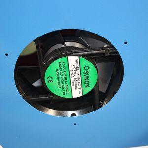목제 아크릴 가죽 피복을%s 50W 60W 100W CNC 4060 이산화탄소 Laser 조각 절단기