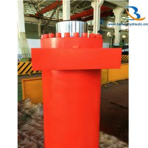 Kundenspezifische Heav-Aufgabe grosses Hydrozylinder-einzelnes Wirken