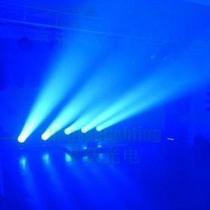 Etapa DMX 19x15W de luz LED moviendo la cabeza Ojos B-K10