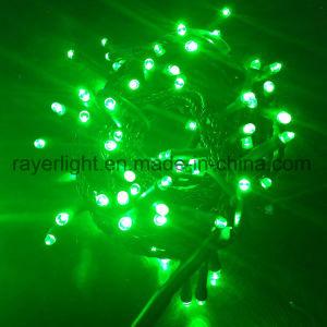 Cadena de luces LED de luz de la decoración de Navidad