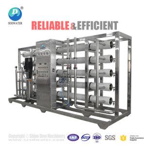 고품질 스테인리스 RO 식용수 처리 기계